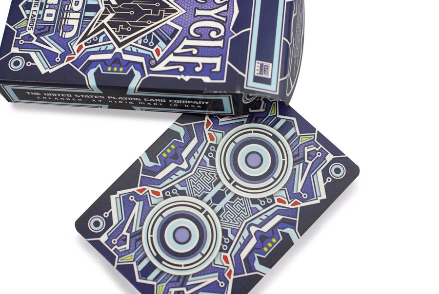 Bicycle® Grid 3.0 Playing Cards by US Playing Card Co.