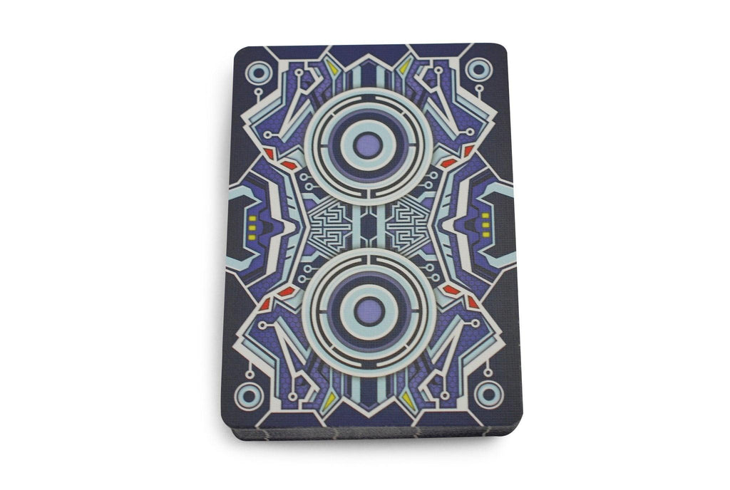 Bicycle® Grid 3.0 Playing Cards - RarePlayingCards.com - 6