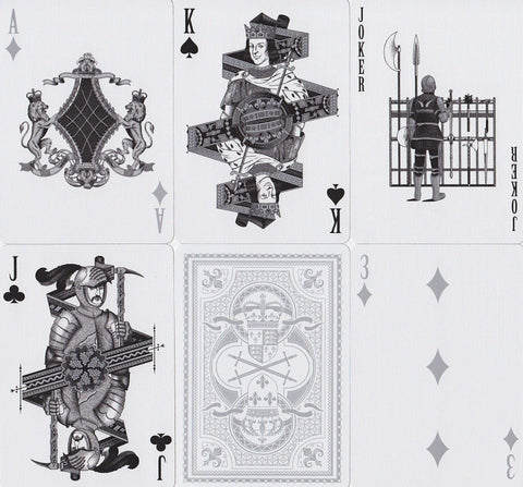 Bicycle® Hundred Year War Playing Cards