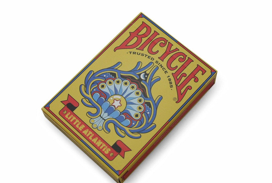 Bicycle® Little Atlantis Playing Cards by US Playing Card Co.