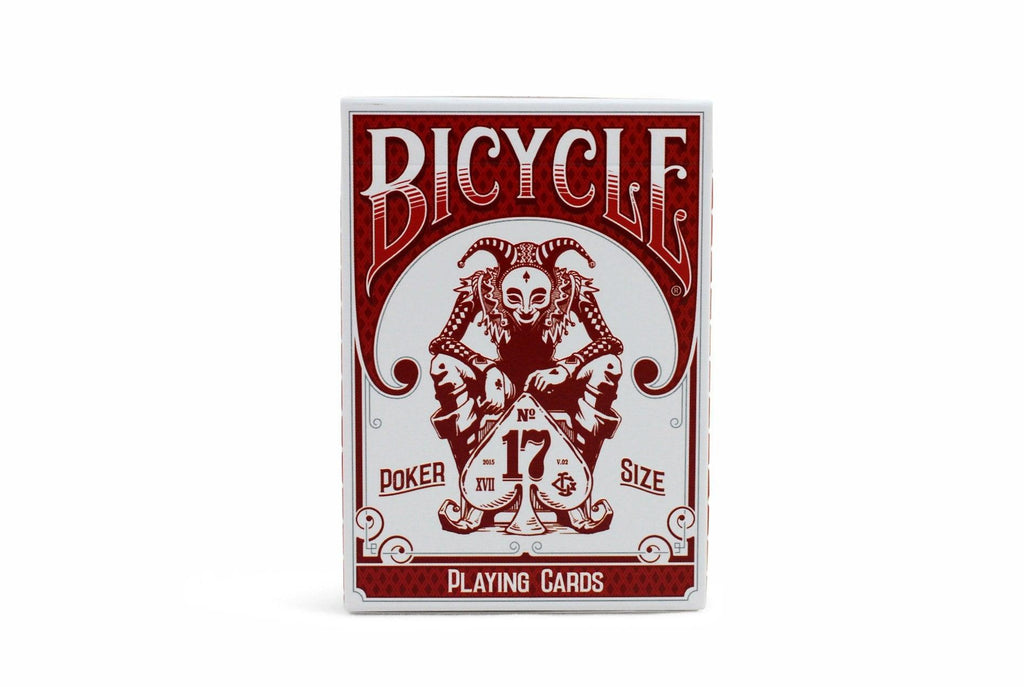Bicycle® No. 17 Playing Cards by Stockholm 17