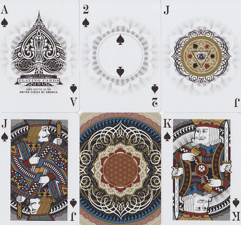 Bicycle® Occults Playing Cards