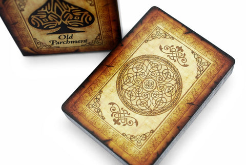 Bicycle® Old Parchment Playing Cards