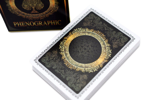 Bicycle® Phenographic Playing Cards - RarePlayingCards.com - 1