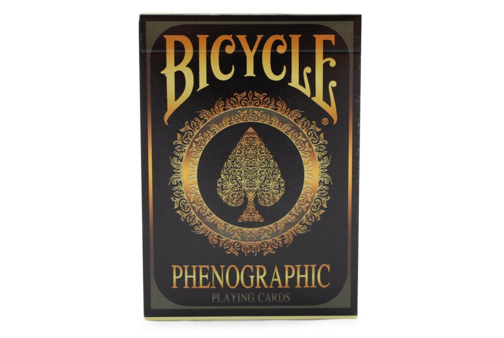 Bicycle® Phenographic Playing Cards - RarePlayingCards.com - 2