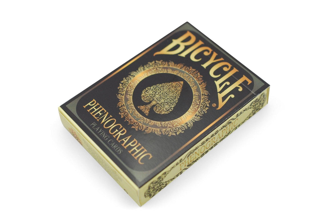 Bicycle® Phenographic Playing Cards - RarePlayingCards.com - 4