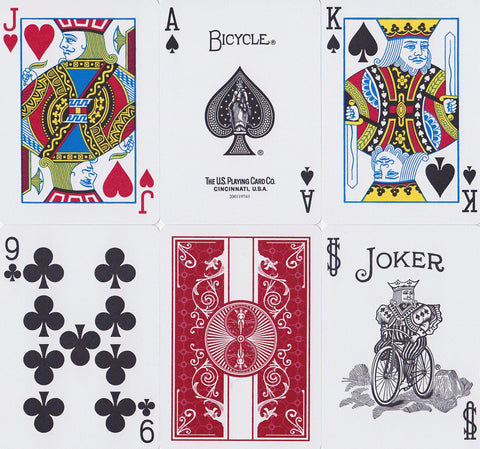 Bicycle® Prestige Playing Cards