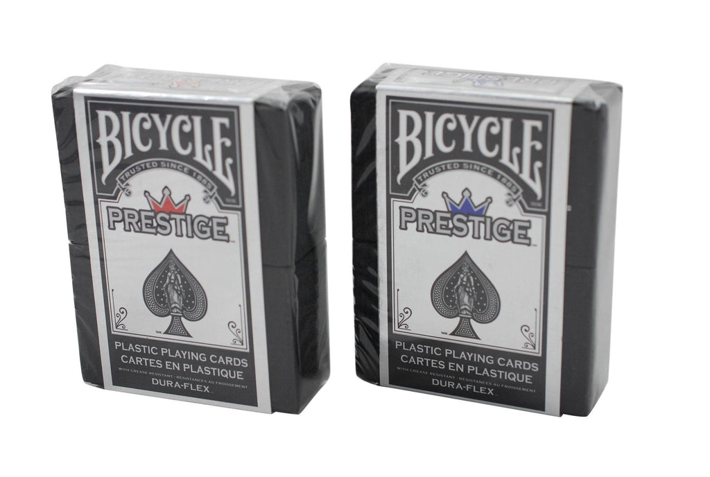 Bicycle® Prestige Playing Cards - RarePlayingCards.com - 2