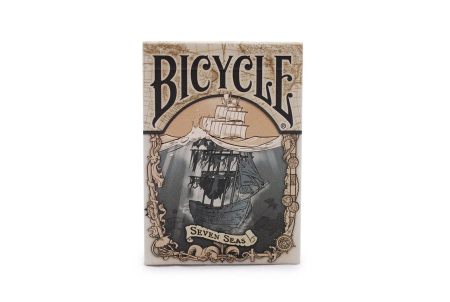 Bicycle® Seven Seas Playing Cards by US Playing Card Co.