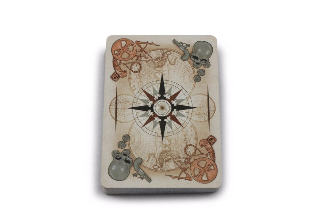 Bicycle® Seven Seas Playing Cards - RarePlayingCards.com - 7