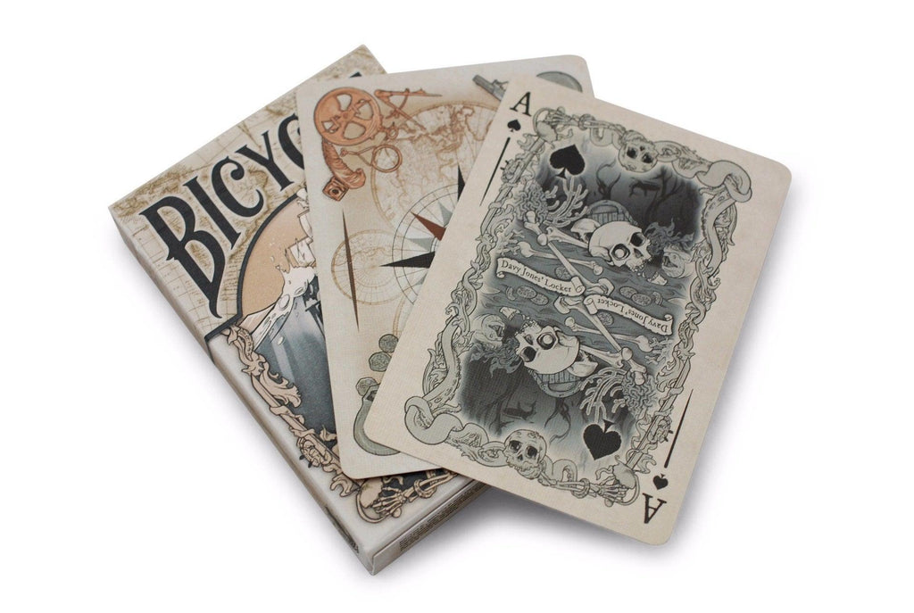 Bicycle® Seven Seas Playing Cards - RarePlayingCards.com - 8