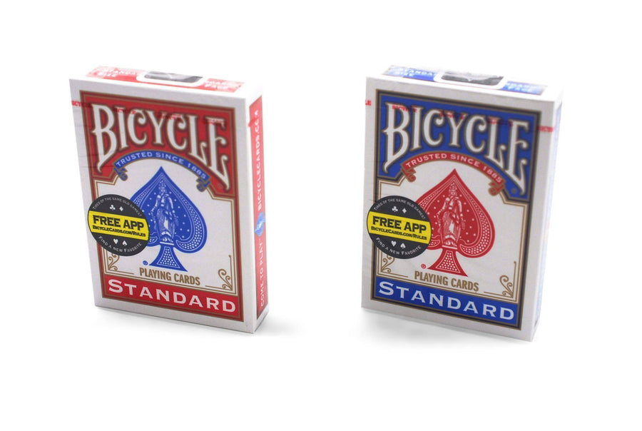 Bicycle® Standard Playing Cards by US Playing Card Co.