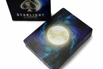 Bicycle® Starlight Lunar Playing Cards by US Playing Card Co.