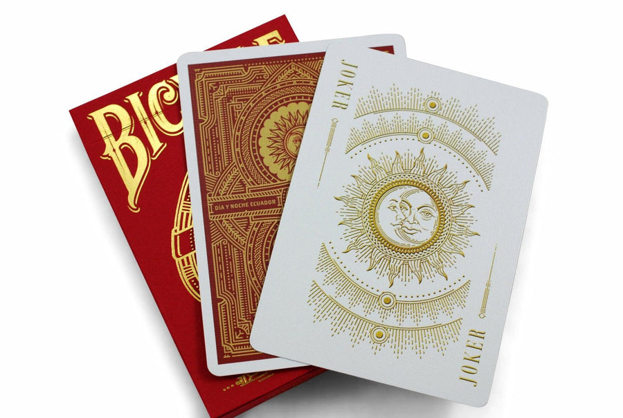 Bicycle® Syzygy Playing Cards by US Playing Card Co.