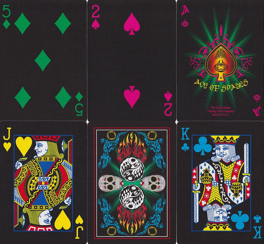 Bicycle® Tattoo Playing Cards by US Playing Card Co.