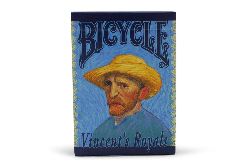 Bicycle® Vincent's Royals Playing Cards - RarePlayingCards.com - 2