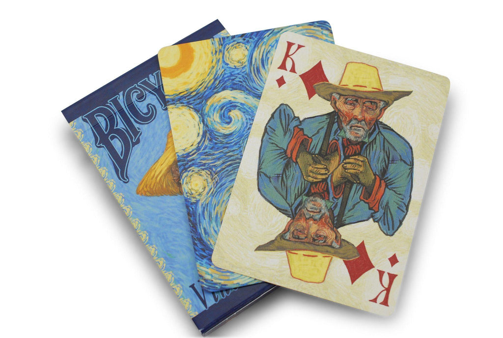 Bicycle® Vincent's Royals Playing Cards - RarePlayingCards.com - 8