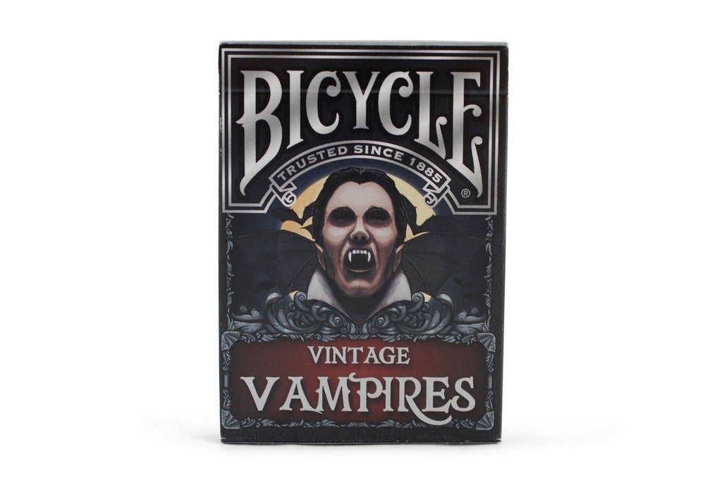Bicycle® Vintage Vampires Playing Cards - RarePlayingCards.com - 2