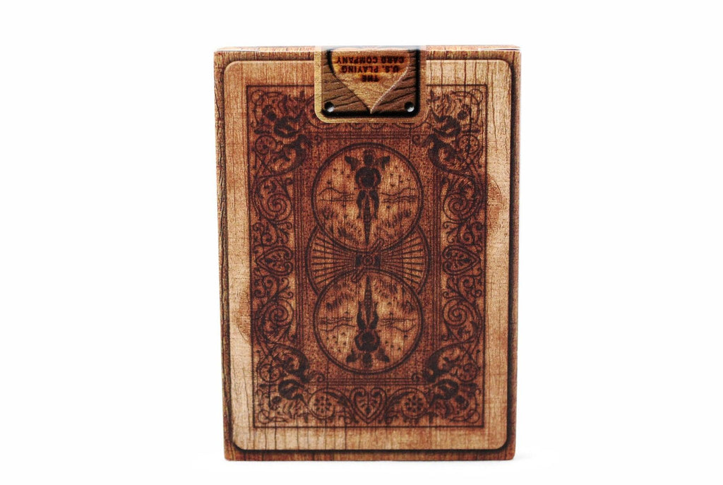 Bicycle® Wood Playing Cards