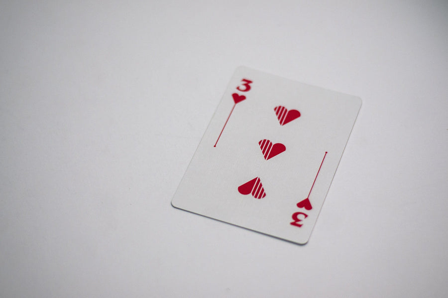 Big Boy No.2 Playing Cards by Gemini