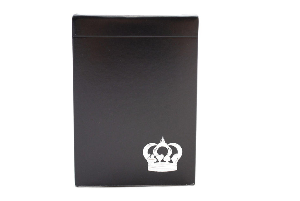 Black Crown Playing Cards - RarePlayingCards.com - 4