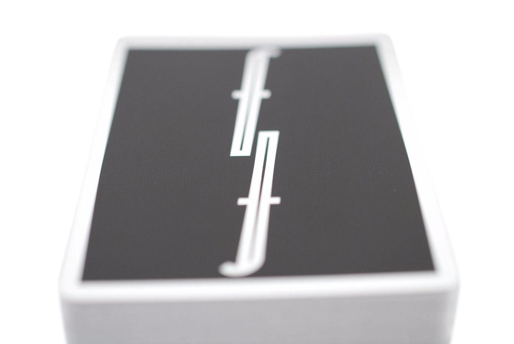 Black Fontaine Playing Cards - RarePlayingCards.com - 8