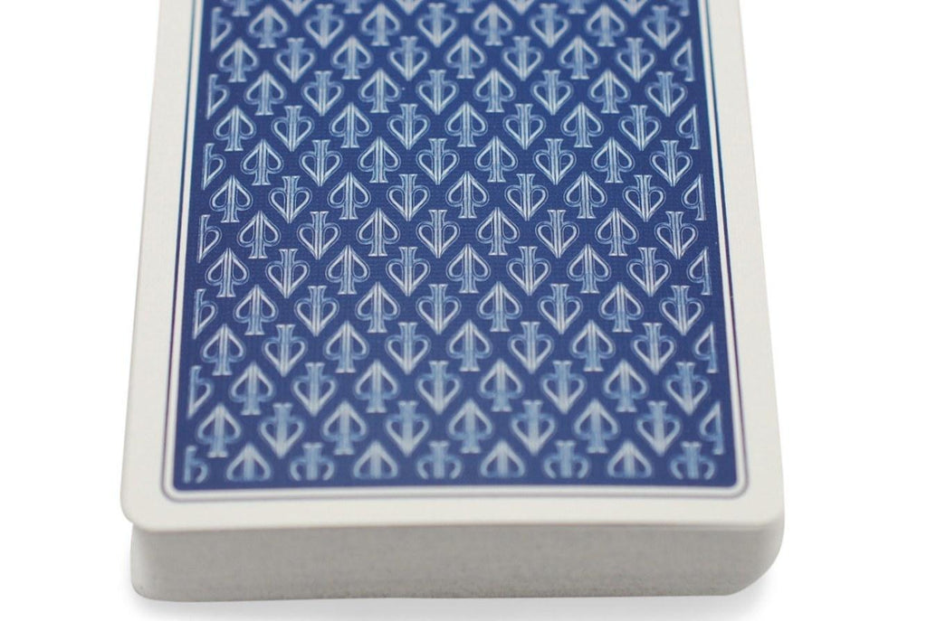 Black Lions Blue Edition Playing Cards - RarePlayingCards.com - 7