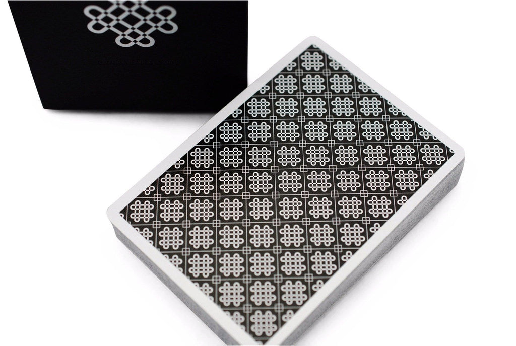 Black Mint Playing Cards - RarePlayingCards.com - 1