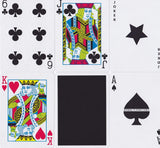 Black NOC V3S Playing Cards - RarePlayingCards.com - 11
