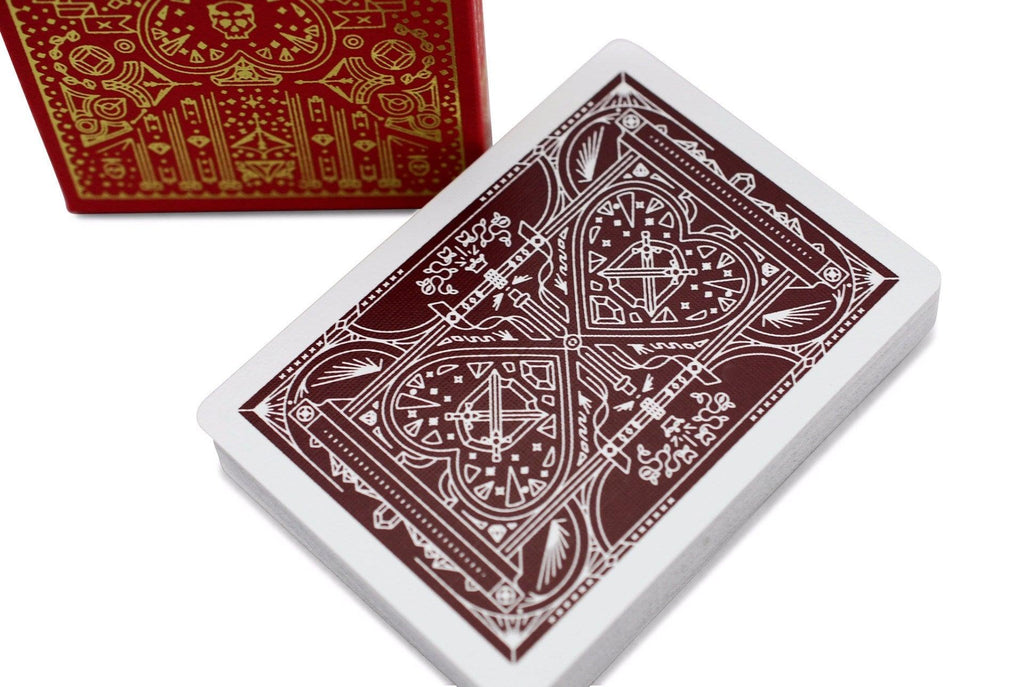 Bloodlines Playing Cards - RarePlayingCards.com - 1