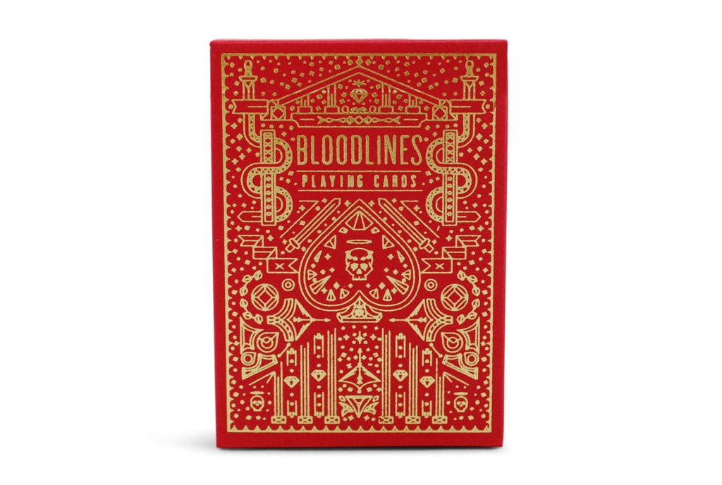 Bloodlines Playing Cards - RarePlayingCards.com - 2