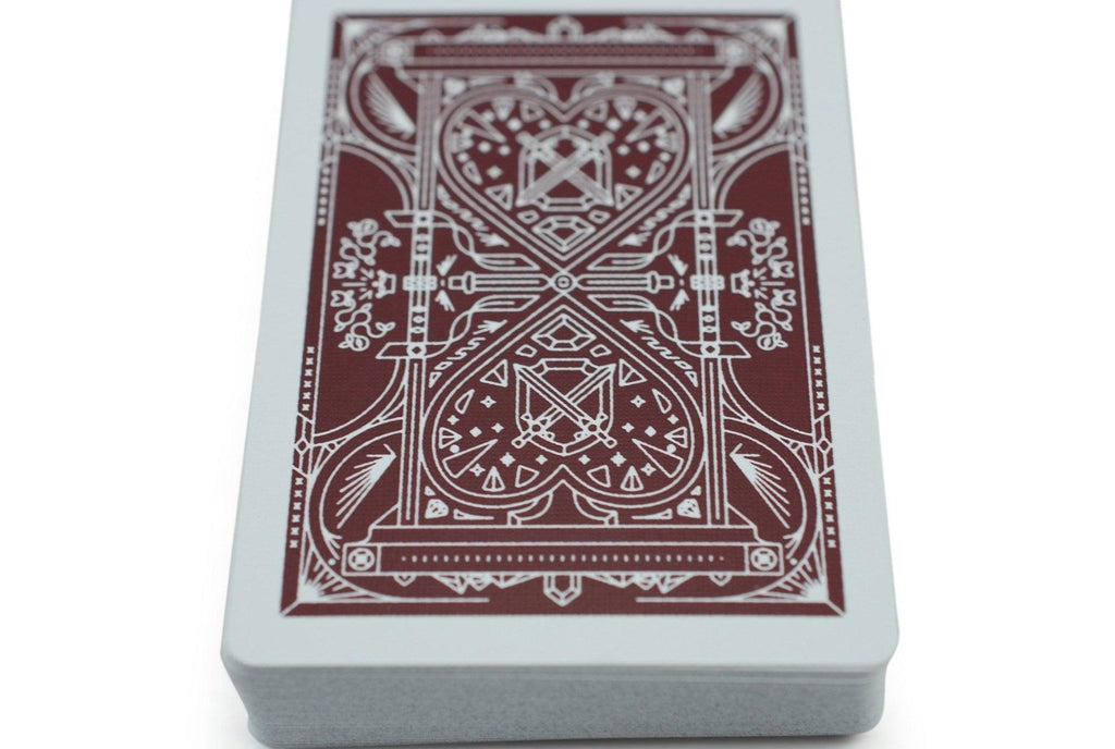 Bloodlines Playing Cards - RarePlayingCards.com - 6