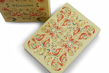 Blossom Playing Cards by US Playing Card Co.