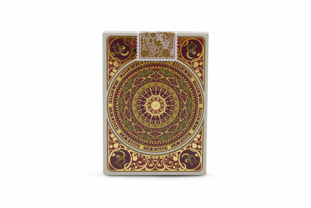 Bourgogne Playing Cards - RarePlayingCards.com - 3