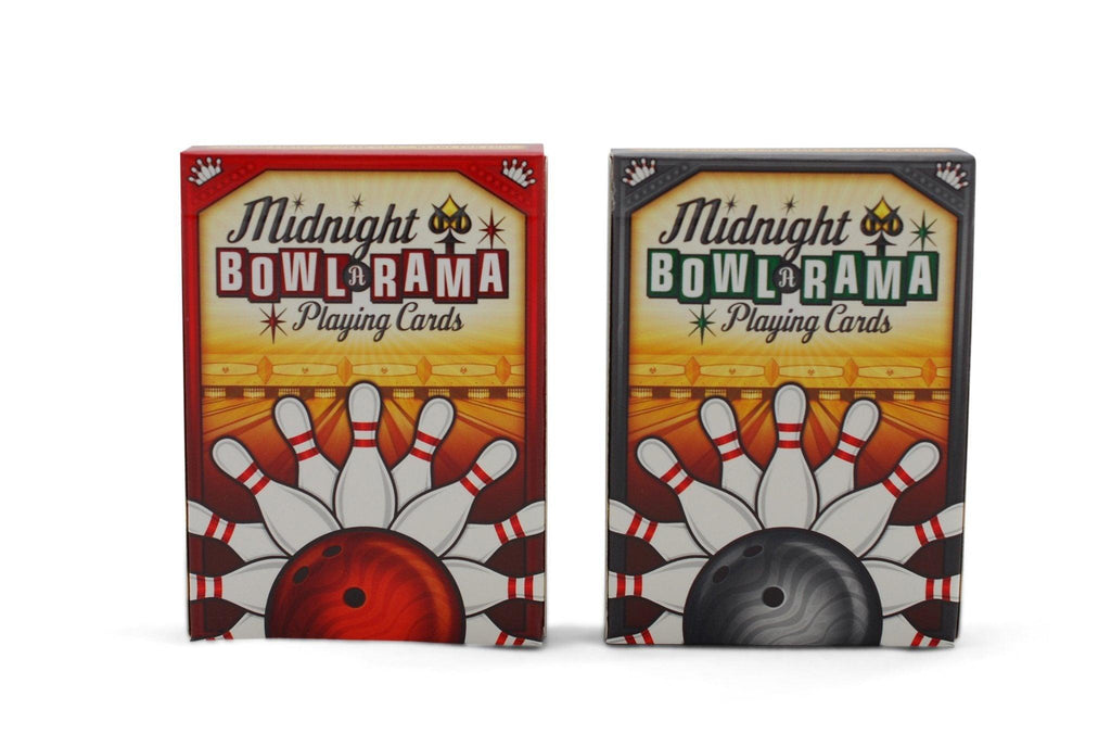 Bowl-A-Rama Playing Cards - RarePlayingCards.com - 2