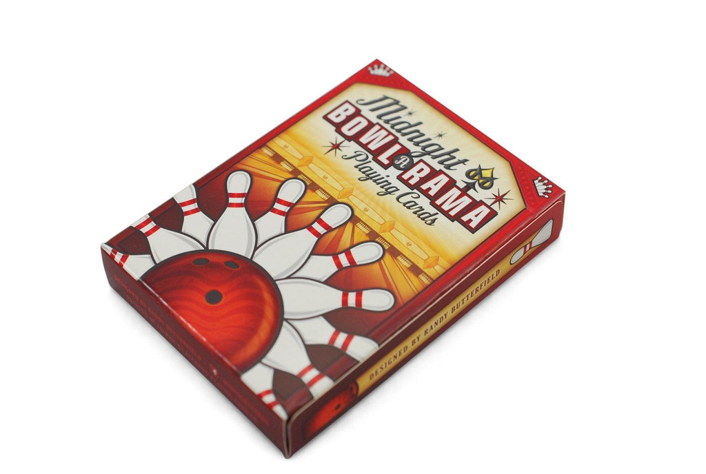 Bowl-A-Rama Playing Cards - RarePlayingCards.com - 4