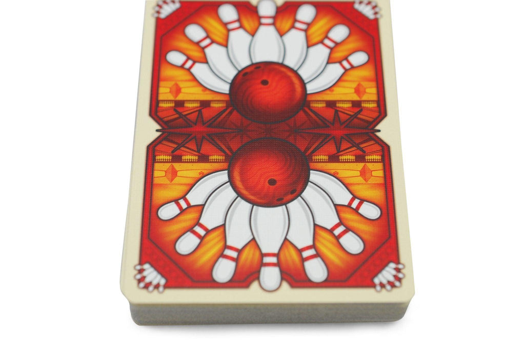 Bowl-A-Rama Playing Cards - RarePlayingCards.com - 7