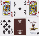 Brown Wynn Playing Cards by US Playing Card Co.