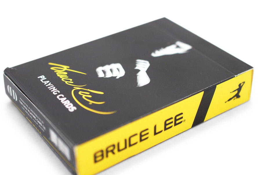 Bruce Lee Playing Cards by Dan & Dave