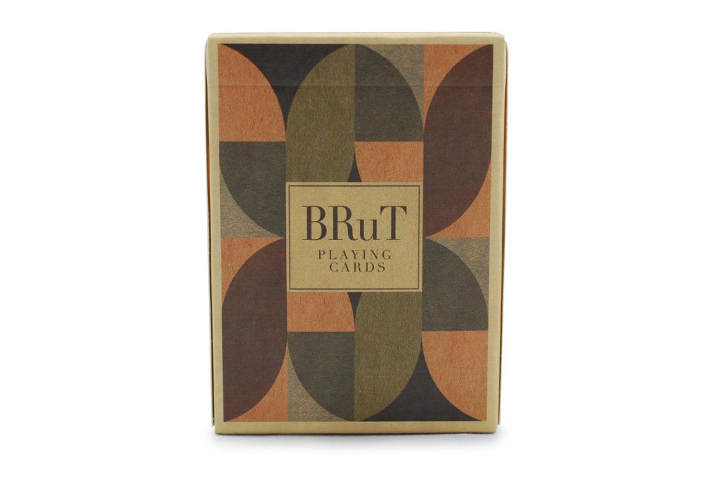 BRuT Playing Cards by Uusi
