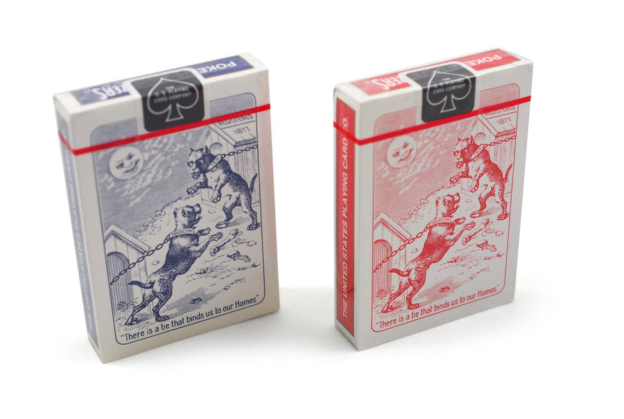 Bulldog Squeezers® Playing Cards by US Playing Card Co.