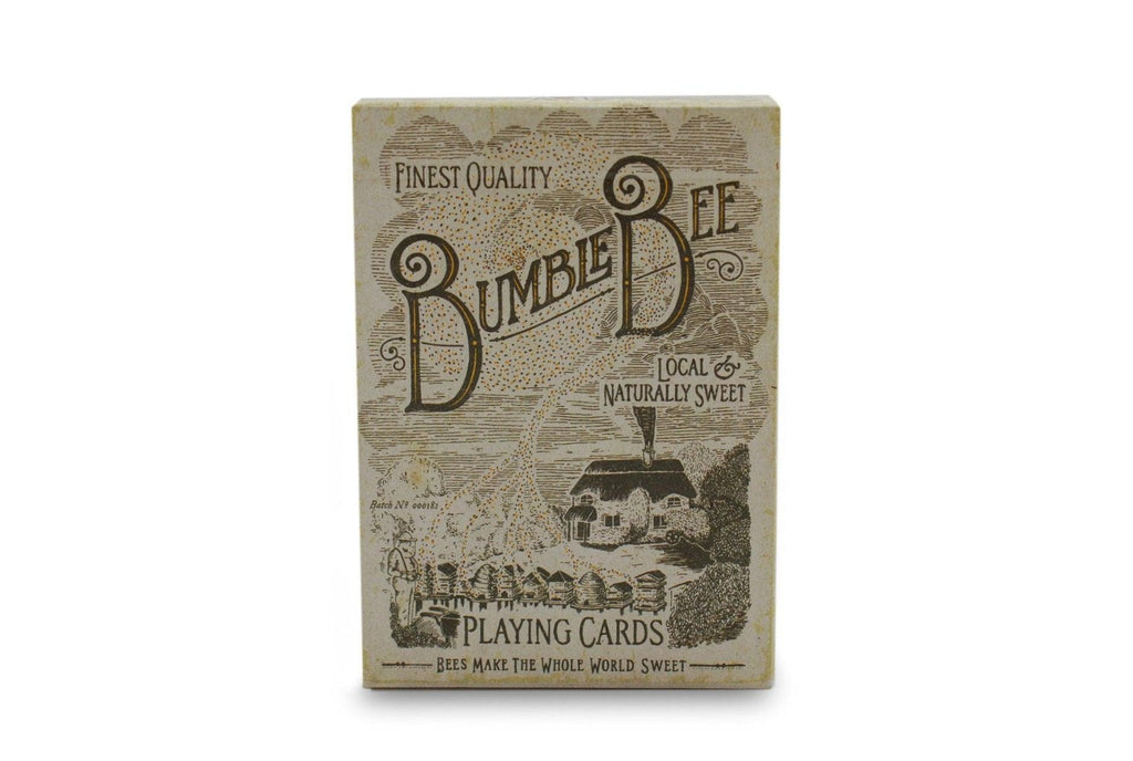Bumblebee Playing Cards - RarePlayingCards.com - 2