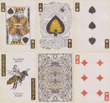 Bumblebee Playing Cards - RarePlayingCards.com - 7