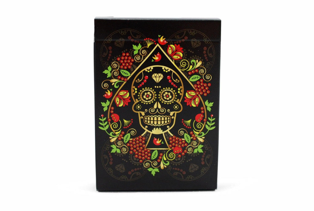 Calaveras de Azúcar Playing Cards by US Playing Card Co.