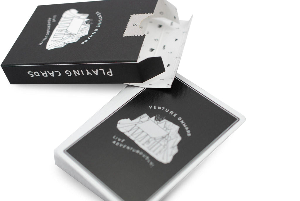Camp Cards Playing Cards by Art of Play