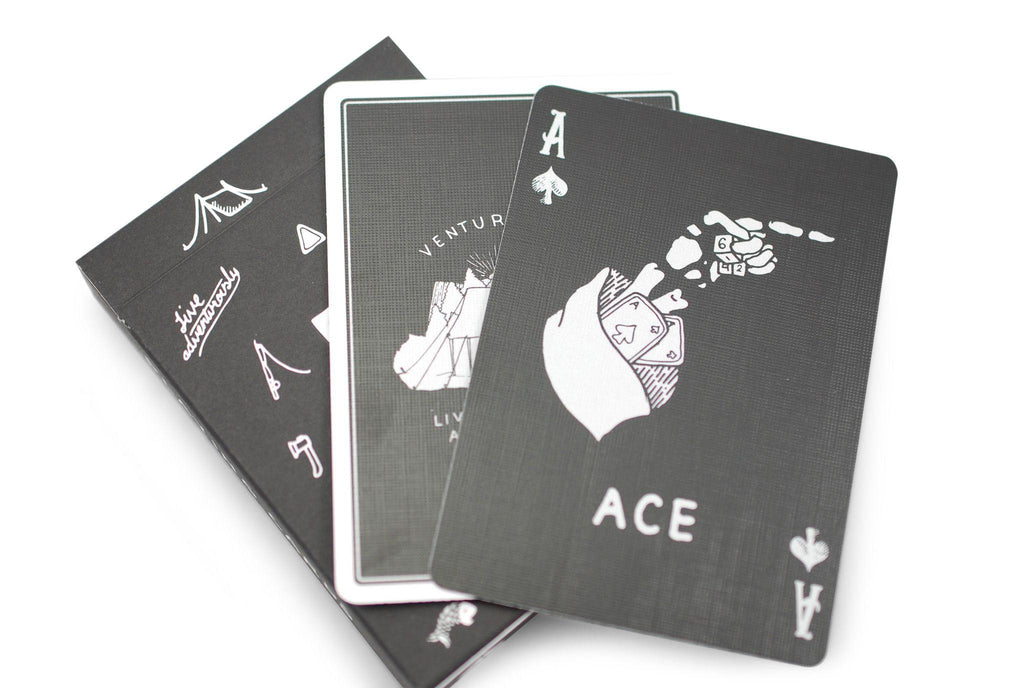 Camp Cards Playing Cards - RarePlayingCards.com - 6