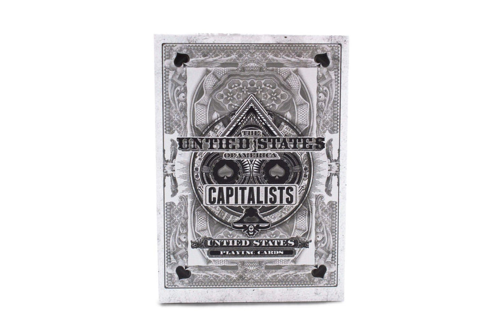 Capitalists Playing Cards - RarePlayingCards.com - 4
