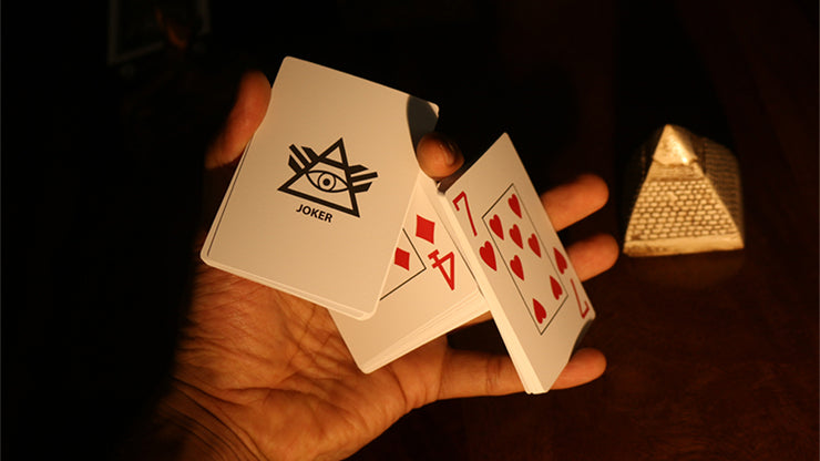 Cairo Casino Plastic Playing Cards