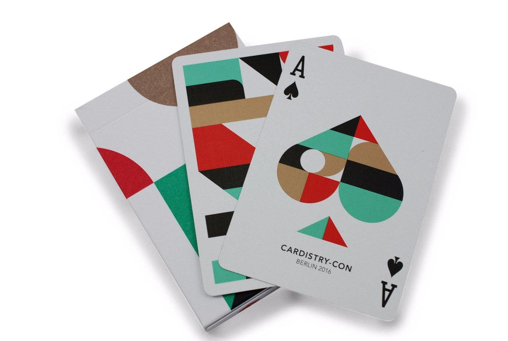 Cardistry-Con 2016 Playing Cards - RarePlayingCards.com - 8
