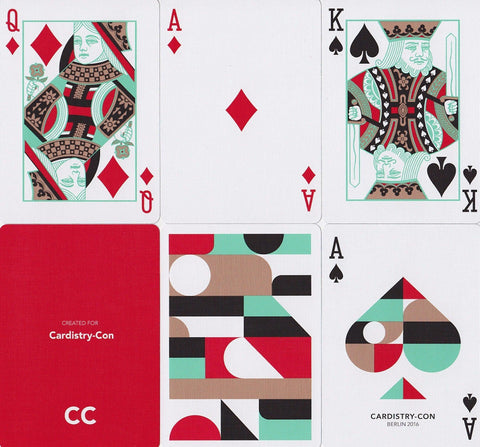 Cardistry-Con 2016 Playing Cards